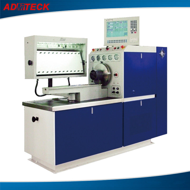 Adjustment speed electric diesel injection fuel pump test bench with industrial pc 15KW