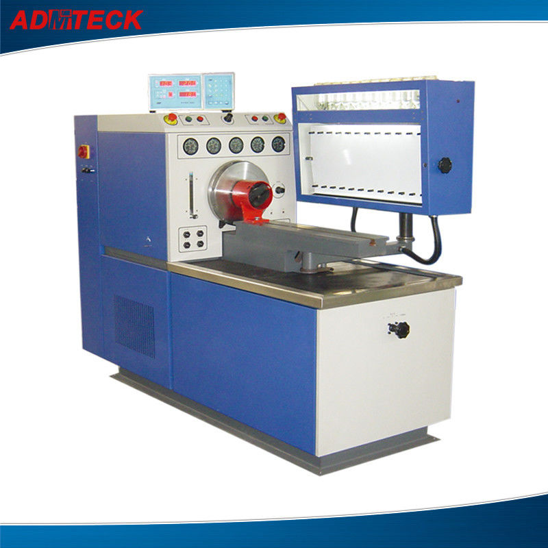 11KW Injection fuel Pump Test Bench / fuel pump testing machine , driven by motor
